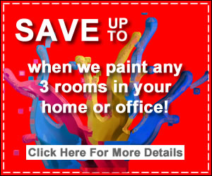 painting and wallpaper experts